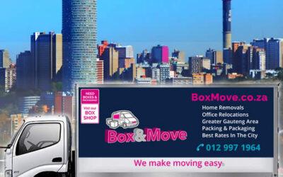 Movers in Pretoria - office moving company