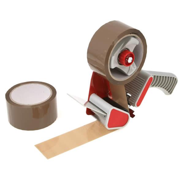 Box Tape Dispenser Gun