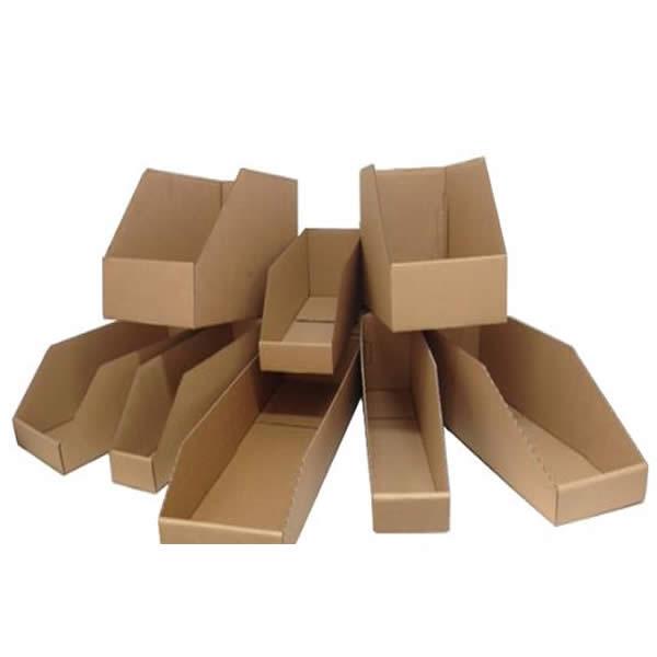 Cardboard Bin Box