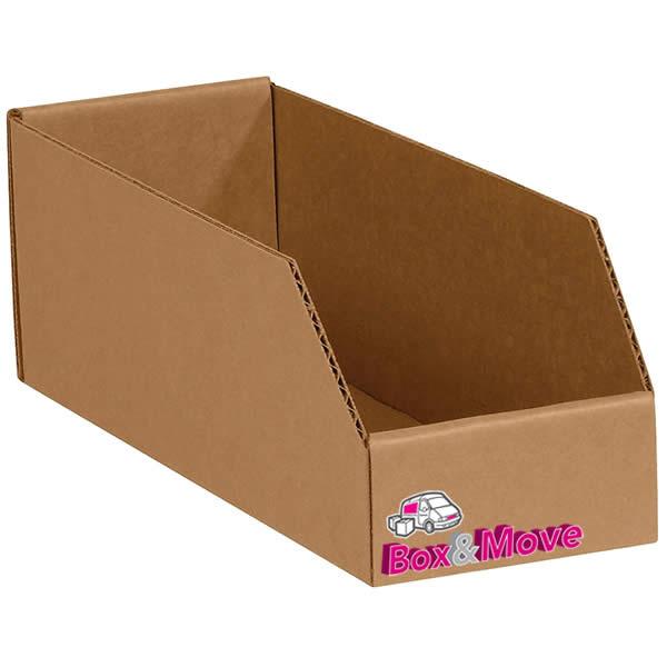 Corrugated Cardboard Bin Box