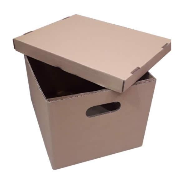 corrugated cardboard Storage Carton Box