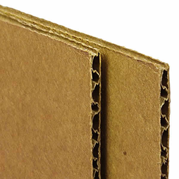 Flat Cardboard Sheets